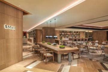 广州粤海喜来登酒店以全新理念翻新公共空间 共享大堂闪耀揭幕