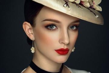 新娘化妆造型怎么学